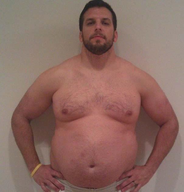 Fit2Fat2Fit: Personal Trainer έγινε παχύσαρκος και ξανά γυμνασμένος μέσα σε 1 χρόνο (6)