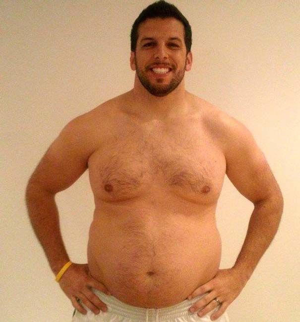 Fit2Fat2Fit: Personal Trainer έγινε παχύσαρκος και ξανά γυμνασμένος μέσα σε 1 χρόνο (8)
