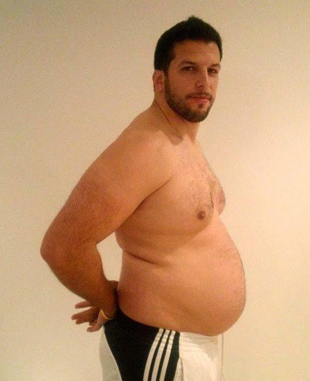Fit2Fat2Fit: Personal Trainer έγινε παχύσαρκος και ξανά γυμνασμένος μέσα σε 1 χρόνο (9)