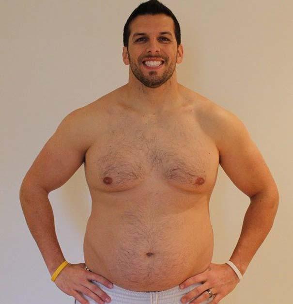 Fit2Fat2Fit: Personal Trainer έγινε παχύσαρκος και ξανά γυμνασμένος μέσα σε 1 χρόνο (20)