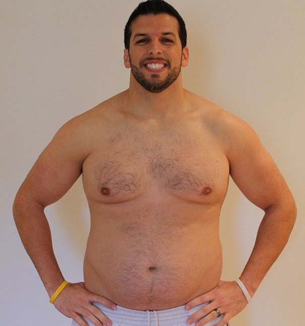 Fit2Fat2Fit: Personal Trainer έγινε παχύσαρκος και ξανά γυμνασμένος μέσα σε 1 χρόνο (22)