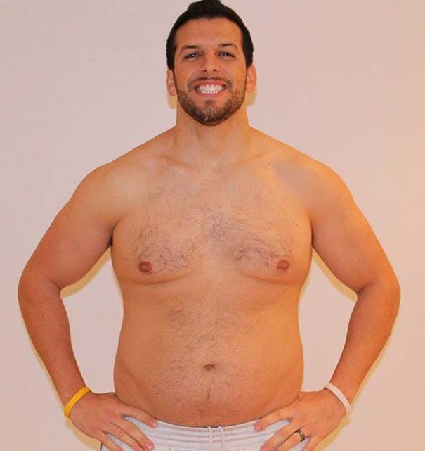 Fit2Fat2Fit: Personal Trainer έγινε παχύσαρκος και ξανά γυμνασμένος μέσα σε 1 χρόνο (24)