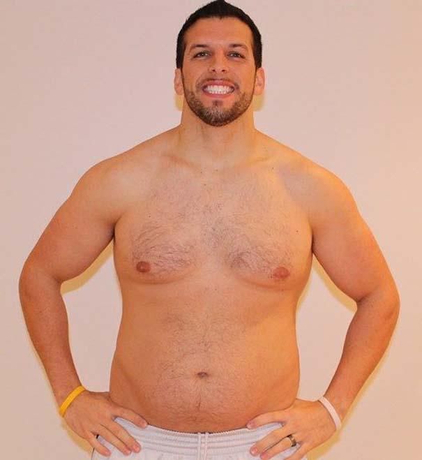 Fit2Fat2Fit: Personal Trainer έγινε παχύσαρκος και ξανά γυμνασμένος μέσα σε 1 χρόνο (28)