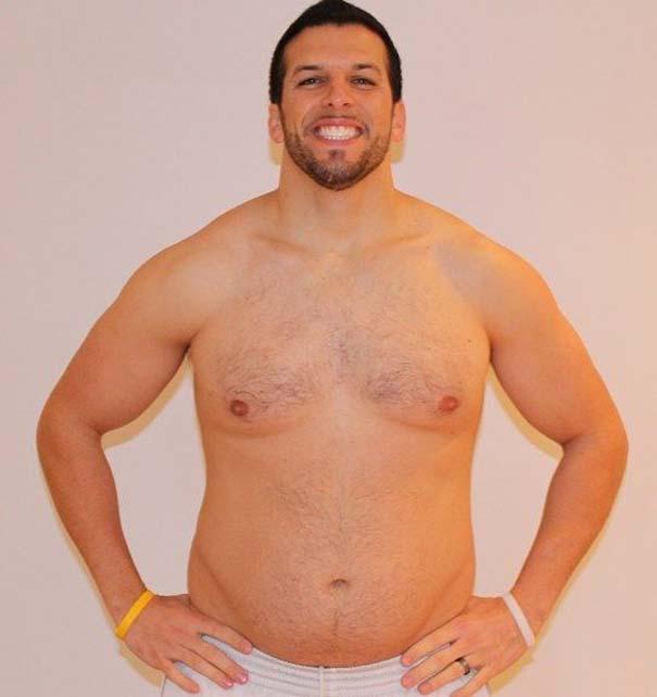 Fit2Fat2Fit: Personal Trainer έγινε παχύσαρκος και ξανά γυμνασμένος μέσα σε 1 χρόνο (30)