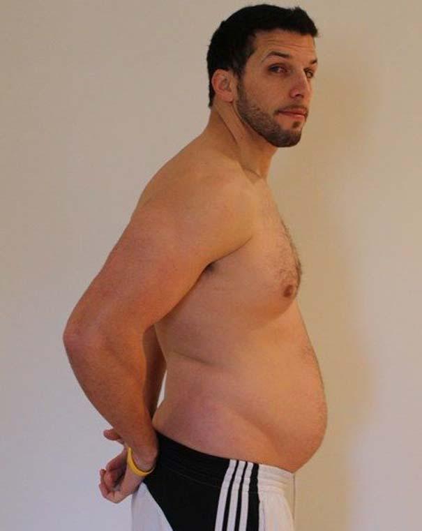 Fit2Fat2Fit: Personal Trainer έγινε παχύσαρκος και ξανά γυμνασμένος μέσα σε 1 χρόνο (33)