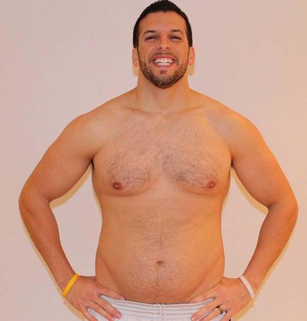 Fit2Fat2Fit: Personal Trainer έγινε παχύσαρκος και ξανά γυμνασμένος μέσα σε 1 χρόνο (34)