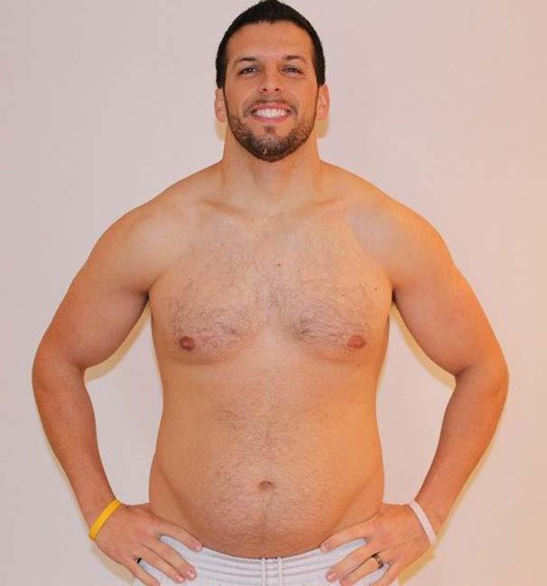 Fit2Fat2Fit: Personal Trainer έγινε παχύσαρκος και ξανά γυμνασμένος μέσα σε 1 χρόνο (36)