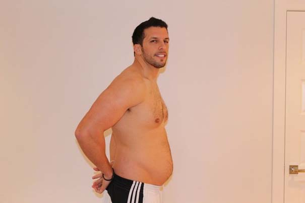Fit2Fat2Fit: Personal Trainer έγινε παχύσαρκος και ξανά γυμνασμένος μέσα σε 1 χρόνο (39)