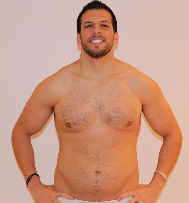 Fit2Fat2Fit: Personal Trainer έγινε παχύσαρκος και ξανά γυμνασμένος μέσα σε 1 χρόνο (40)