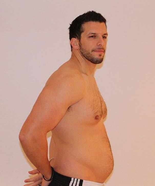 Fit2Fat2Fit: Personal Trainer έγινε παχύσαρκος και ξανά γυμνασμένος μέσα σε 1 χρόνο (41)
