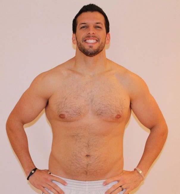 Fit2Fat2Fit: Personal Trainer έγινε παχύσαρκος και ξανά γυμνασμένος μέσα σε 1 χρόνο (42)