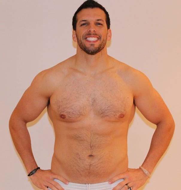 Fit2Fat2Fit: Personal Trainer έγινε παχύσαρκος και ξανά γυμνασμένος μέσα σε 1 χρόνο (44)