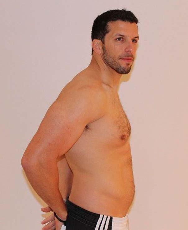Fit2Fat2Fit: Personal Trainer έγινε παχύσαρκος και ξανά γυμνασμένος μέσα σε 1 χρόνο (45)