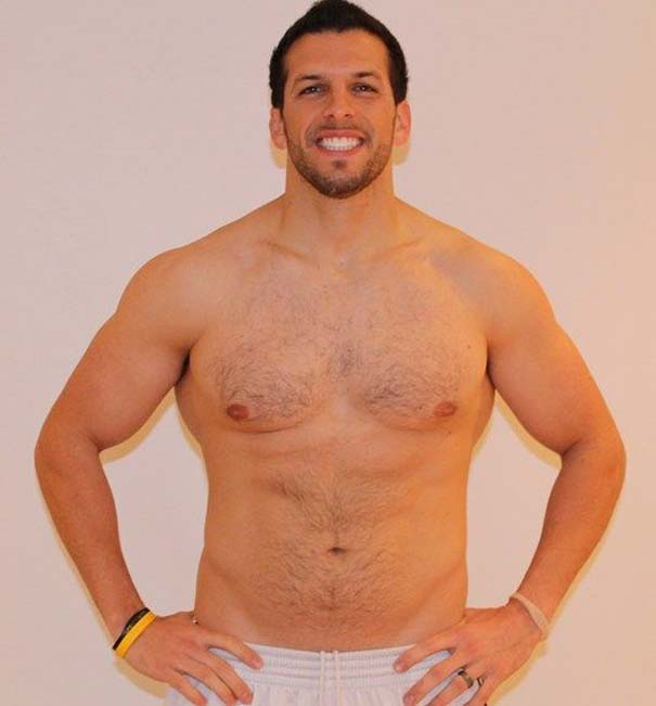 Fit2Fat2Fit: Personal Trainer έγινε παχύσαρκος και ξανά γυμνασμένος μέσα σε 1 χρόνο (46)