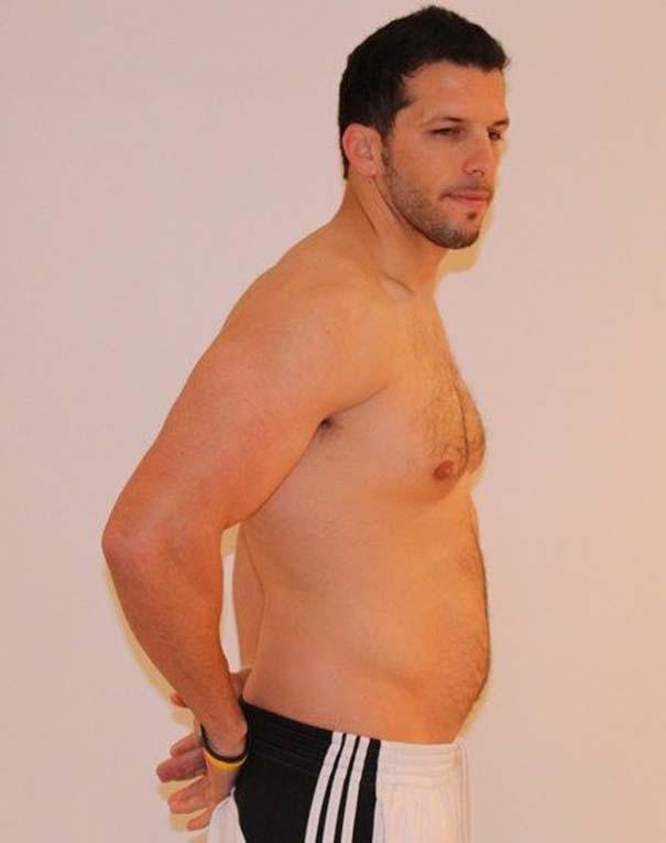 Fit2Fat2Fit: Personal Trainer έγινε παχύσαρκος και ξανά γυμνασμένος μέσα σε 1 χρόνο (47)