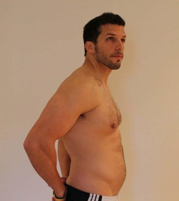 Fit2Fat2Fit: Personal Trainer έγινε παχύσαρκος και ξανά γυμνασμένος μέσα σε 1 χρόνο (49)