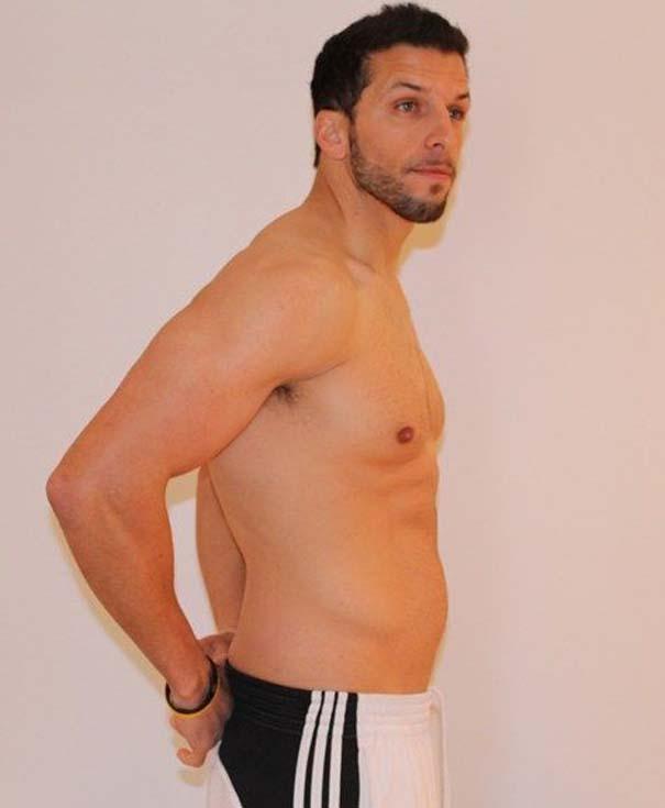 Fit2Fat2Fit: Personal Trainer έγινε παχύσαρκος και ξανά γυμνασμένος μέσα σε 1 χρόνο (53)
