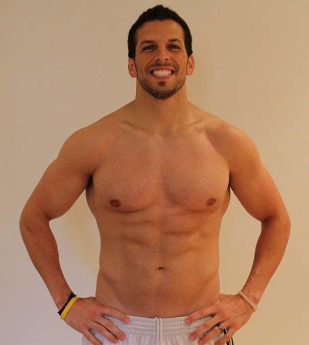 Fit2Fat2Fit: Personal Trainer έγινε παχύσαρκος και ξανά γυμνασμένος μέσα σε 1 χρόνο (54)