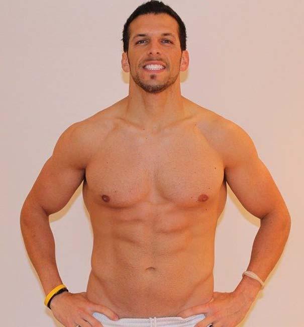 Fit2Fat2Fit: Personal Trainer έγινε παχύσαρκος και ξανά γυμνασμένος μέσα σε 1 χρόνο (56)