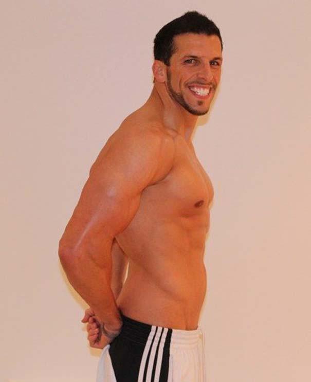 Fit2Fat2Fit: Personal Trainer έγινε παχύσαρκος και ξανά γυμνασμένος μέσα σε 1 χρόνο (58)