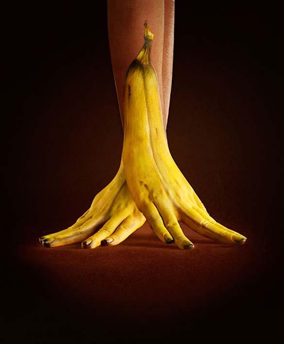Όταν τα χέρια γίνονται καμβάς... (1)