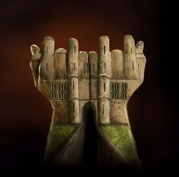 Όταν τα χέρια γίνονται καμβάς... (4)