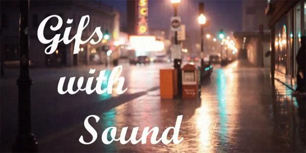 Τα καλύτερα GIFs με ήχο