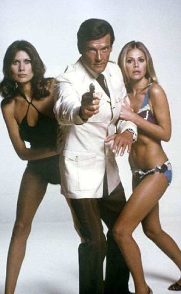Πως είναι σήμερα οι γυναίκες από κλασσικές ταινίες του James Bond (4)