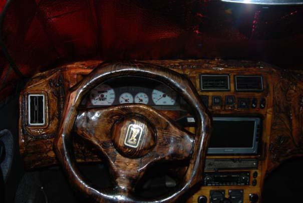 Ένα Lada με μοναδική εσωτερική επένδυση (10)