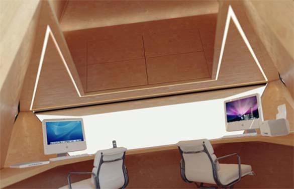 Μοντέρνο γραφείο για την... πίσω αυλή (14)