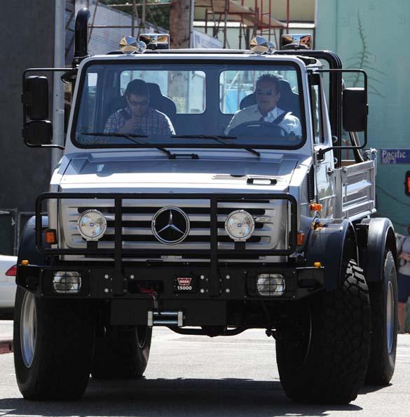 Το νέο «αυτοκινητάκι» του Arnold Schwarzenegger (1)