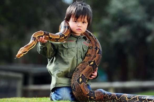 Ο Charlie και το φίδι (1)