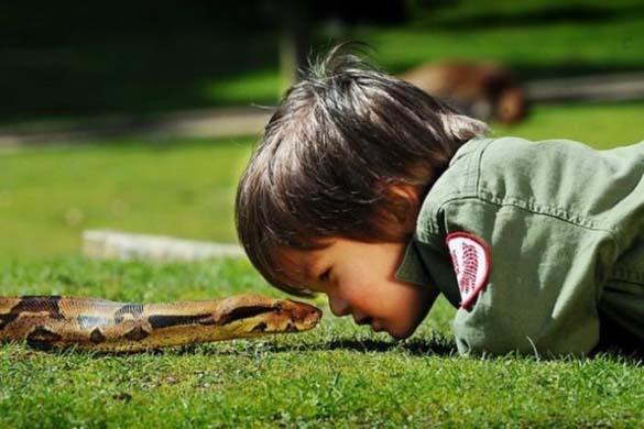 Ο Charlie και το φίδι (3)