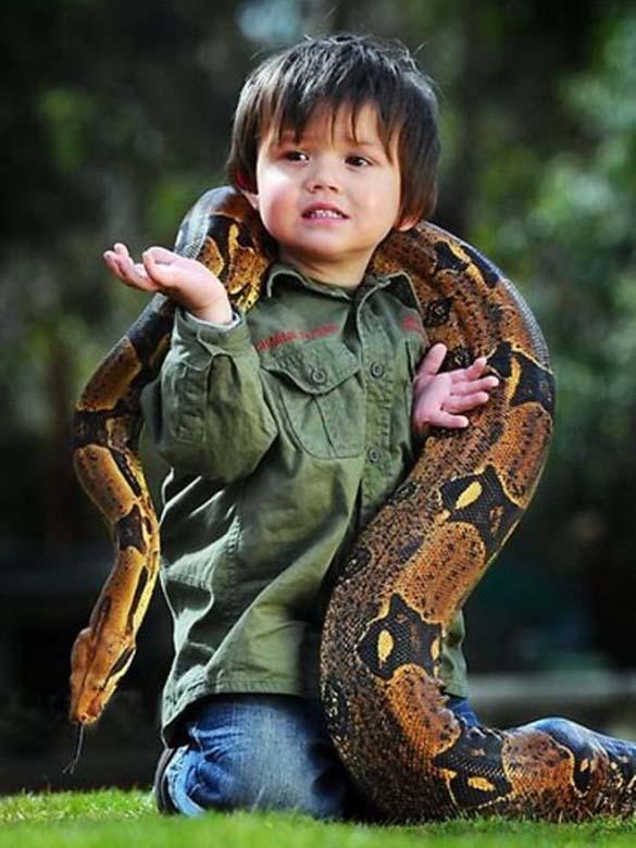 Ο Charlie και το φίδι (4)