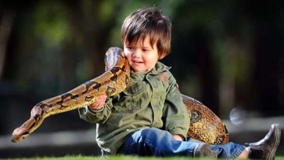 Ο Charlie και το φίδι (5)