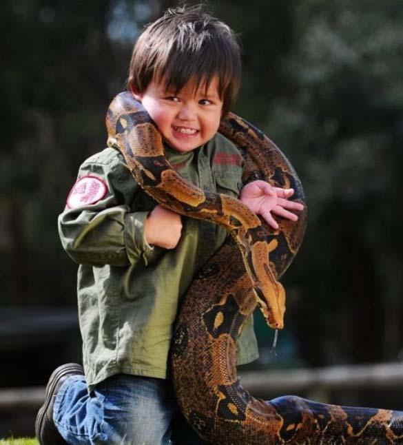 Ο Charlie και το φίδι (6)