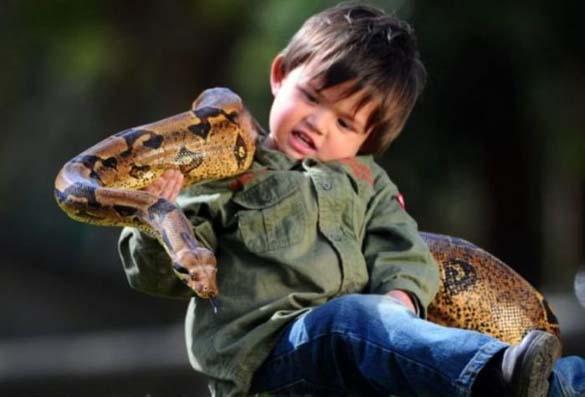 Ο Charlie και το φίδι (8)