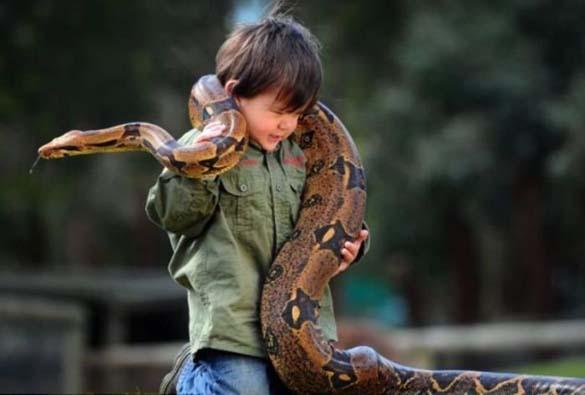 Ο Charlie και το φίδι (9)