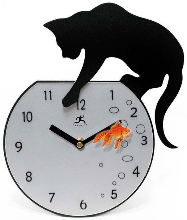 Παράξενα και πρωτότυπα ρολόγια (4)