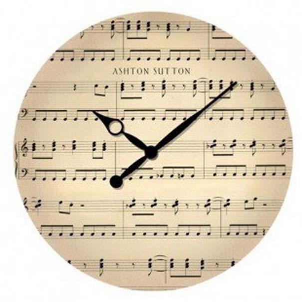 Παράξενα και πρωτότυπα ρολόγια (22)
