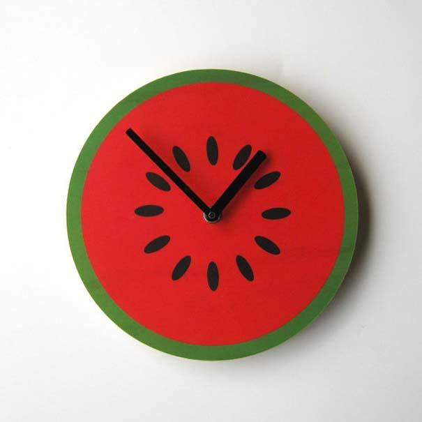 Παράξενα και πρωτότυπα ρολόγια (29)