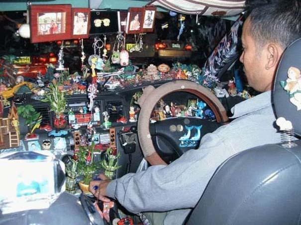 Παράξενες κι επικίνδυνες συνήθειες στην οδήγηση (14)