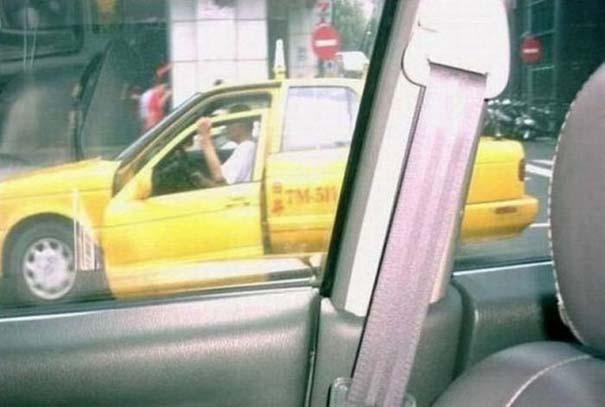 Παράξενες κι επικίνδυνες συνήθειες στην οδήγηση (18)