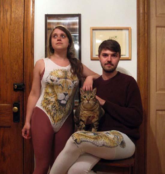 Οι πιο παράξενες και τραγικές φωτογραφίες ζευγαριών (17)