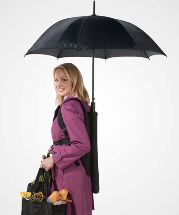 Παράξενες ομπρέλες (2)