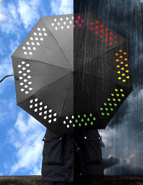Παράξενες ομπρέλες (3)