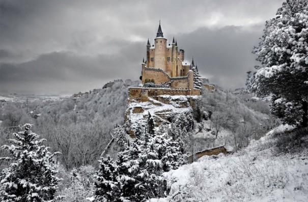Alcázar της Segovia | Φωτογραφία της ημέρας