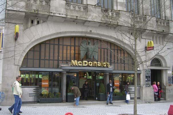 Τα πιο ασυνήθιστα McDonald's στον κόσμο (1)