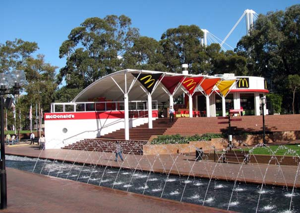 Τα πιο ασυνήθιστα McDonald's στον κόσμο (2)