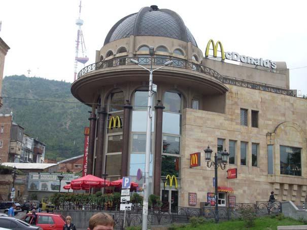 Τα πιο ασυνήθιστα McDonald's στον κόσμο (4)